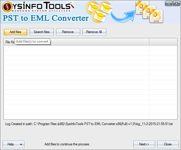 Get Advanced PST to EML Converter Tool