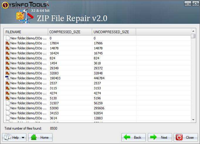 SysInfoTools ZIP Repair 2.0