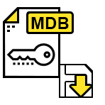 Save as MDB
