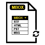 Save MBOX to Multiple Formats