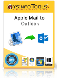 Apple Mail to Outlook Converter