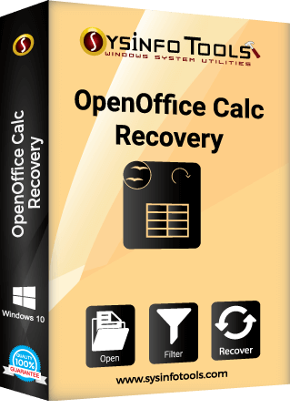 OpenOffice Calc Repair