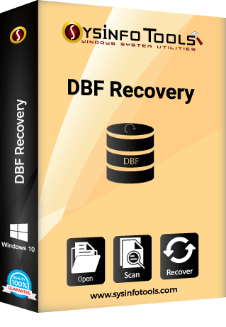 SysInfoTools DBF Recovery
