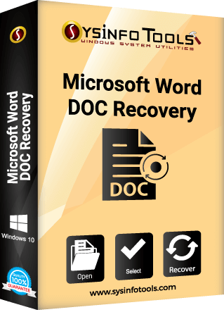 ms word recovery tools