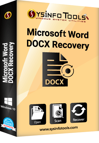 DOCx recovery