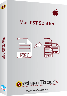 Mac PST Splitter