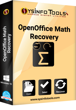 SysInfoTools Math Recovery