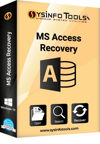 SysInfoTools Access Recovery