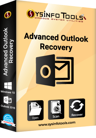 Advanced Outlook Recovery
