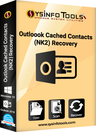 NK2 File Recovery
