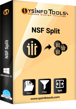sysinfo NSF Split box