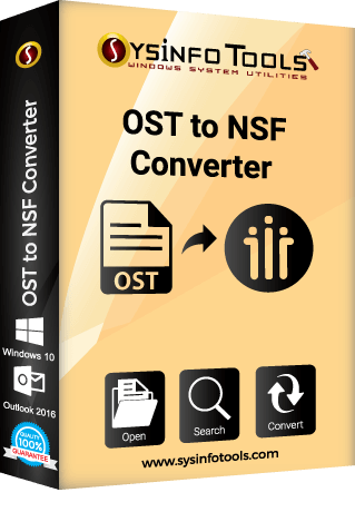 OST to NSF Converter
