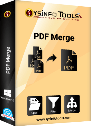 sysinfo PDF Merge box