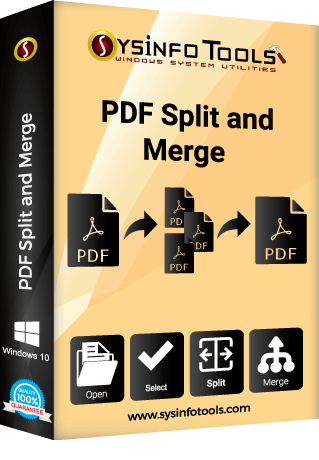 sysinfo pdf split and merge box