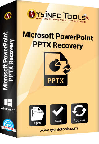 MS PowerPoint PPTX Recovery