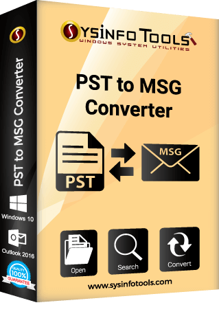 PST to MSG  Converter