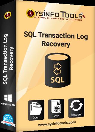 SQL Transaction Log Recovery