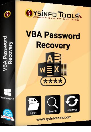 VBA Password Recovery