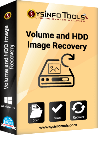 Volume and HDD Image Recovery