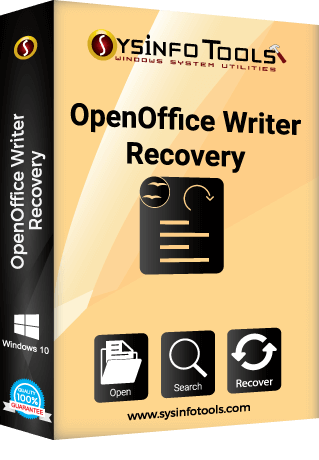 Free Open Office Writer Recovery Tool To Repair Corrupt Odt Files