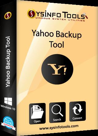 Yahoo Backup Tool v19 0