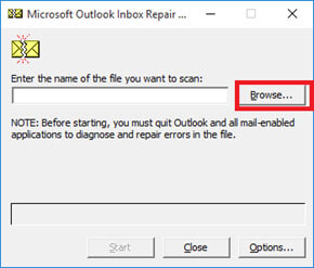 outlook 0x80042108