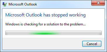 Solved - Microsoft Outlook has Stopped Working Issue - SysInfo